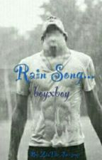 Rain Song... by ZiaBlackwolf