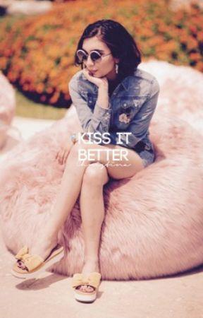 KISS IT BETTER ↬ [GIRL MEETS WORLD]✖️ by hurricanerilaya