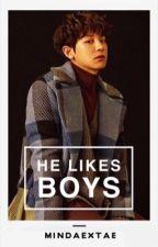he likes boys *chanbaek texting by mindaextae