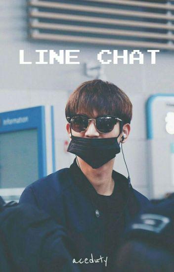 line chat • choi minho