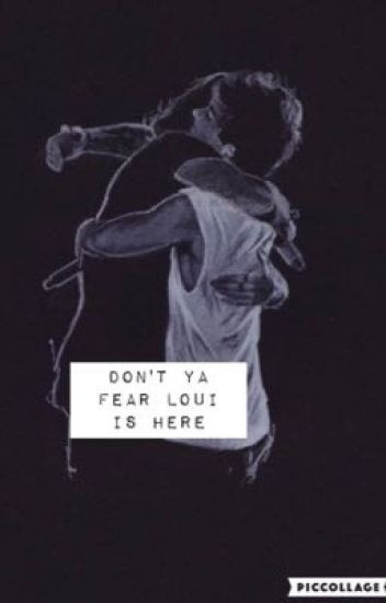 Don't ya fear , louie is here | l.s