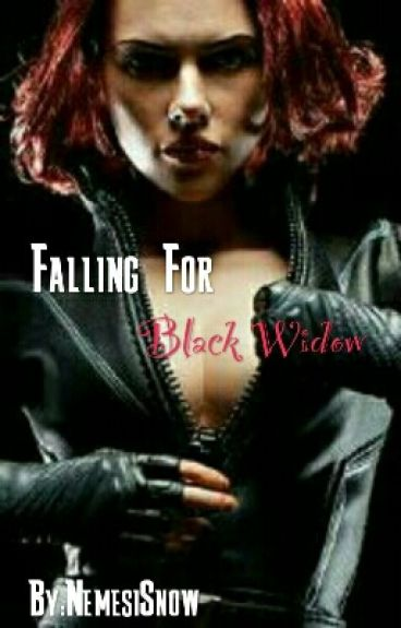 Falling For Black Widow (Natasha Romanoff X Female!Reader)