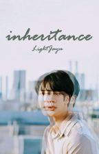 INHERITANCE[MİRAS]▪[KIM SEOK JIN] by LightJayu