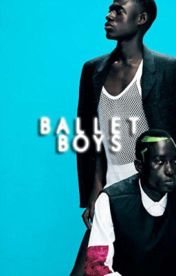 ballet boys.   mb au