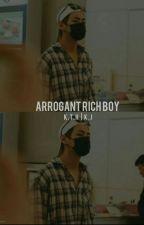 ARROGANT RICH BOY by chocolatecheeks_