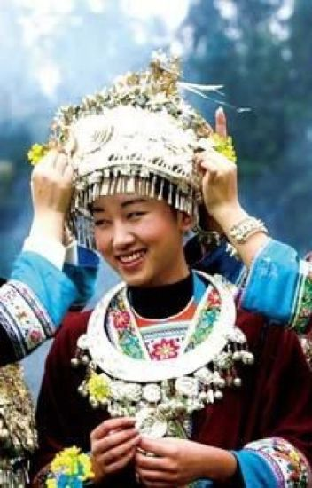 Once upon a time, of the Hmong people