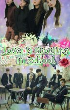 Love is Growing in School by Ventaeh
