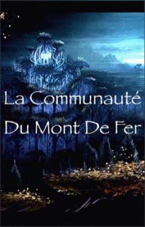 L'héritière du Gondor: la communauté du Mont de Fer by blueskyling222