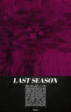 Last season - v.kook by -seiren
