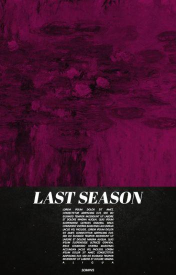 last season - t.kook