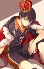 The Kings Queen (Kageyama X reader) by Kaley_Zoldyck