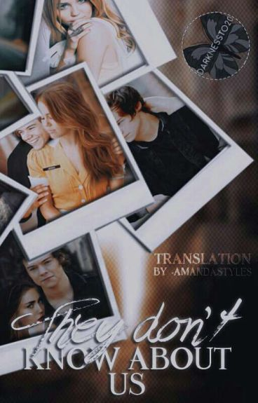 They don't know about us [Russian translation]