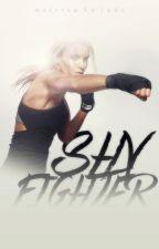 Shy Fighter (i lied it;ll be done eventually) by Pegasaur