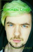 JackSepticEye x Abused!Reader x Markiplier x PewDiePie         ~Broken Love~ by AlexaDominates