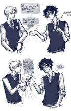 Little Drarry Oneshots by tcundere