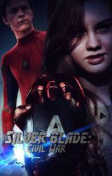 Silver Blade: Civil War by SeizeTheNightAndDay