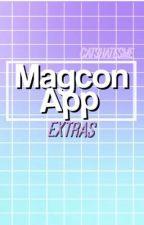 Magcon App✨(extras) by catshatesme