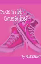 The Girl in a Pink Converse Shoes by WonderPRiNCE