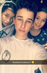 Hunter Rowland dirty images  by fvckmegrayson123