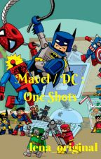 Marvel / DC : One Shots by lena_original