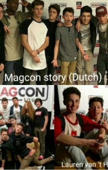 Scared To Love, Magcon Story (Dutch) Voltooid