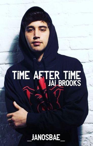 time after time; jai brooks