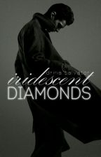 diamonds into snow | ongoing by -monarchy
