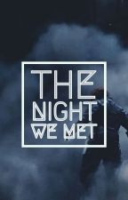 The Night We Met || Bucky Barnes ff by Andzoa