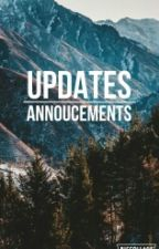 Updates And Annoucements by Writers-Haven