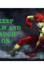 I think I love you (Kid Flash/Wally West love story) by Yandere_Sama1