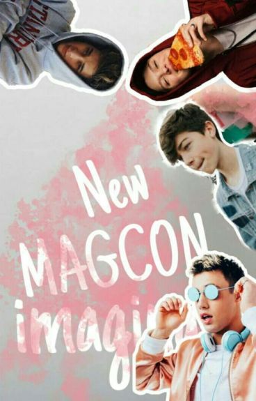 New  Magcon Imaginas
