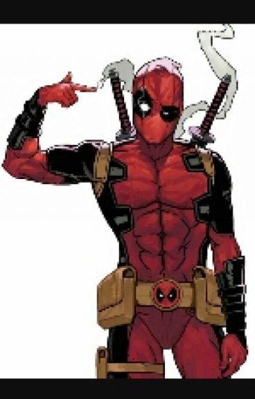 Universal Problems (Deadpool x Reader)