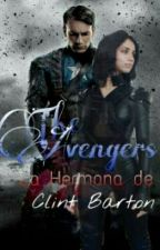 The Avengers: La Hermana De Clint Barton •Steve Rogers• by AmiShaforostovBruce