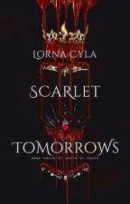 Scarlet Tomorrows  by ClintonFrancisBarton