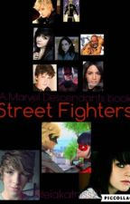 Street Fighters  by leiakatniss21
