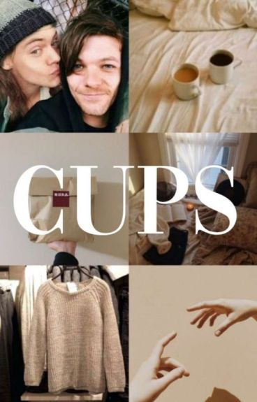 ☕ cups // larry stylinson