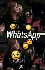 WhatsApp (Kai Y Tú) by MarianaRamos628