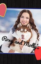 Roxy and Molly by littlesisEmma