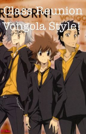 Class Reunion, Vongola Style! by TheMagesticBG