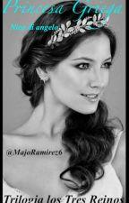 Princesa griega - Los Tres Reinos #1 (Nico di Angelo) by MajoRamirez6