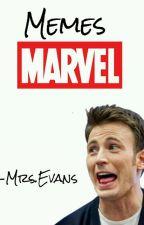 Memes Marvel by -MrsEvans