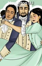 Hamilton AU by themazetrials__