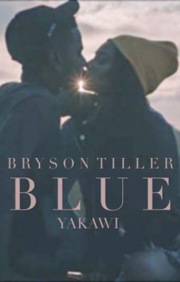 Blue » Bryson Tiller