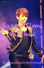 Sassy Time With Baekhyun Ft. Kpop Idols by chanbaekconfirmed