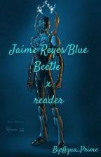 Jaime Reyes X Reader*Discontinued* by Aqua_Prime
