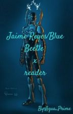 Jaime Reyes X Reader*Discontinued* by Aqua_Prime