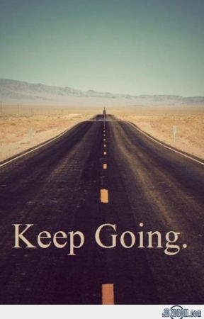 Keep Going by ImogenLightwood