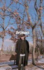 broken ◦ jhs, jjk [hiatus] by kimdailys