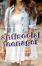 Antisocial Teenager  by thejollyswan