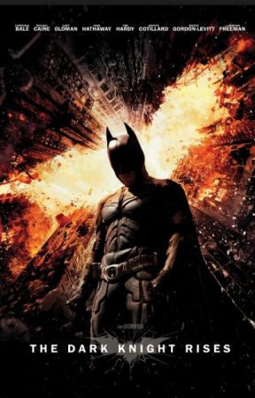 On The Set: The Dark Knight Rises by cowgirljoy